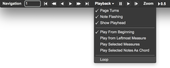 Playback -manual