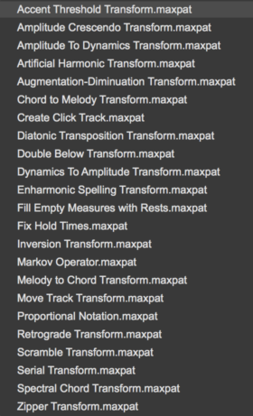 Scorepions -manual